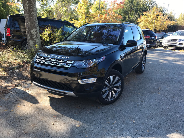 new 2018 land rover discovery sport hse luxury suv in charleston lr0065 land rover west ashley. Black Bedroom Furniture Sets. Home Design Ideas